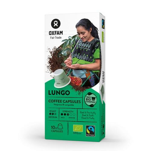 Bio Capsules Café LUNGO 10x5,2g