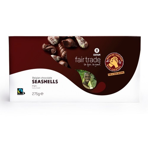 Chocolat fruits de mer 275g