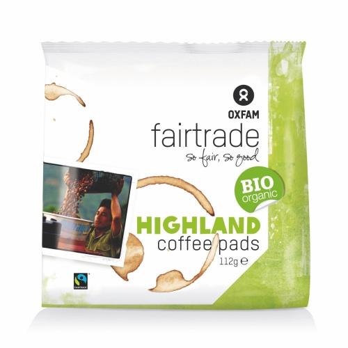 Bio Café Pads Highland 16x7g
