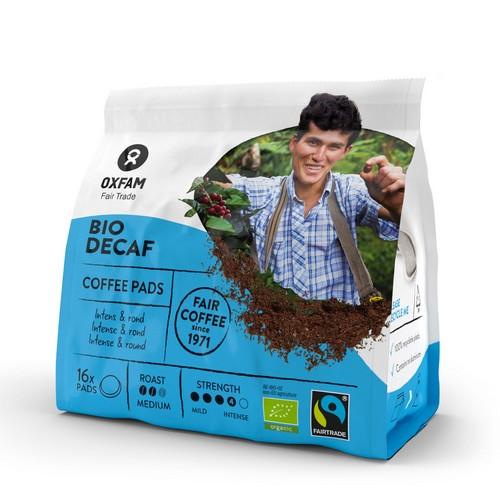 Bio Café-pads Deca 16x7g