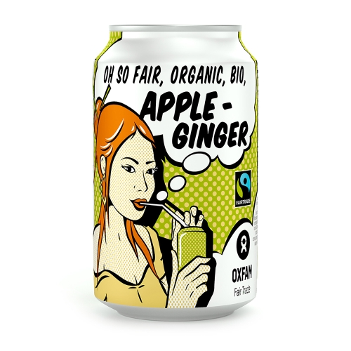 Bio Ginger 33cl