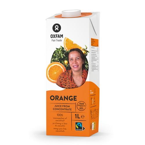 Jus d'Orange tetra 1l