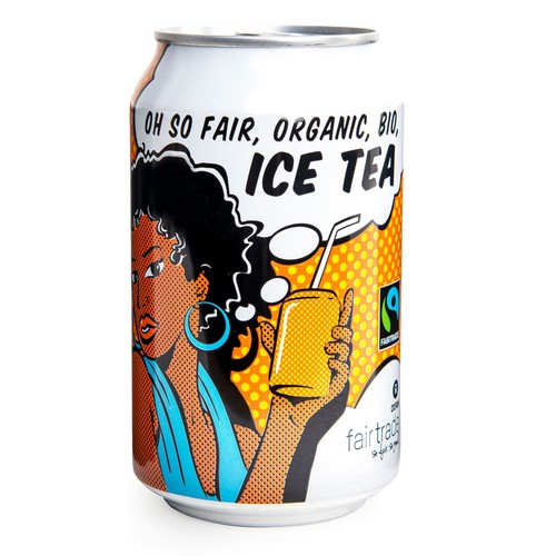 Bio Ice-tea 33cl