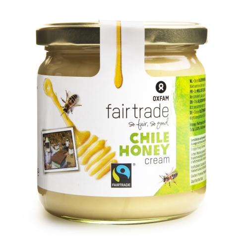 Miel crème Chili 500g