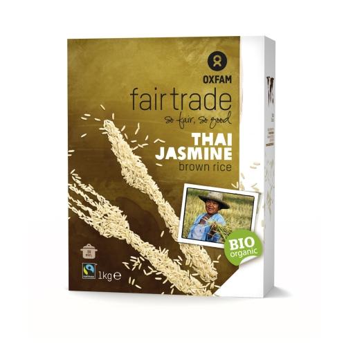 Bio Riz Complet Thai Jasmine 1kg