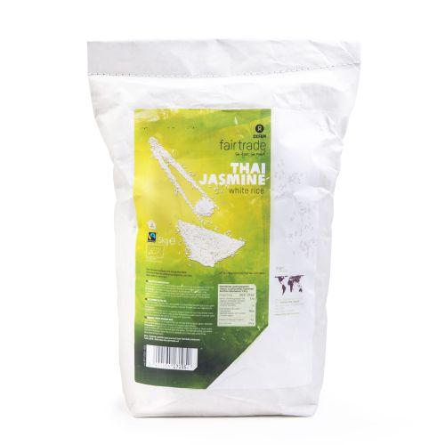 Bio Riz blanc Jasmin 5kg
