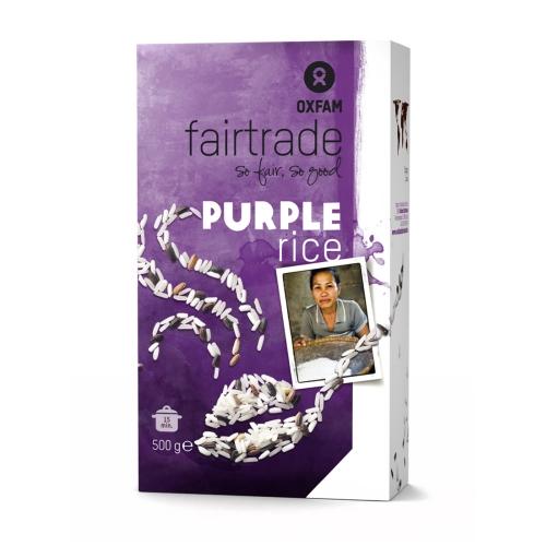 Riz violet 500g