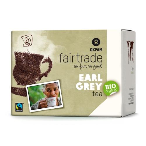 Thé noir Earl Grey BIO 20x1,8g