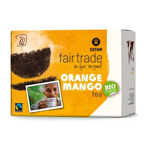Thé noir Orange-Mangues BIO 20x1,8g