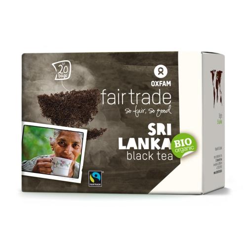 Bio Thé Noir Sri Lanka 20x1,8g