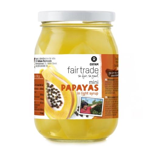 Mini papayes 450g