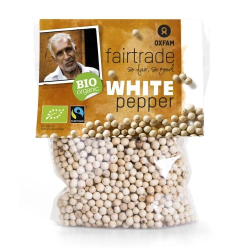 Poivre blanc en grains BIO 110g