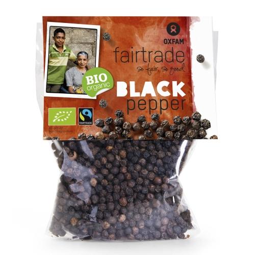 Poivre noir en grains BIO 85g
