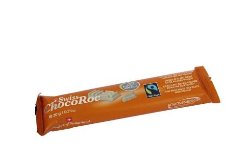 Bio ChocoRoc / Weisse 20g