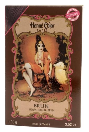 Hénné poudre Brun 100g