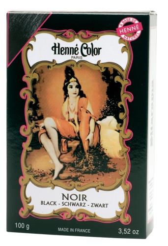 Henné poudre Noir 100g