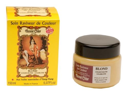 Soin raviveur Blond Doré 150ml