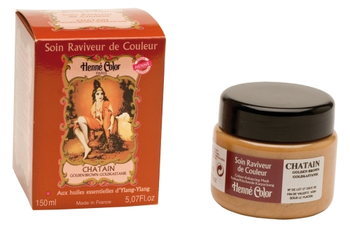 Soin raviveur Chatain 150ml