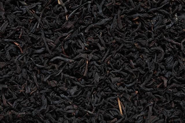 Terra roxa sàrl : Thé noir en vrac